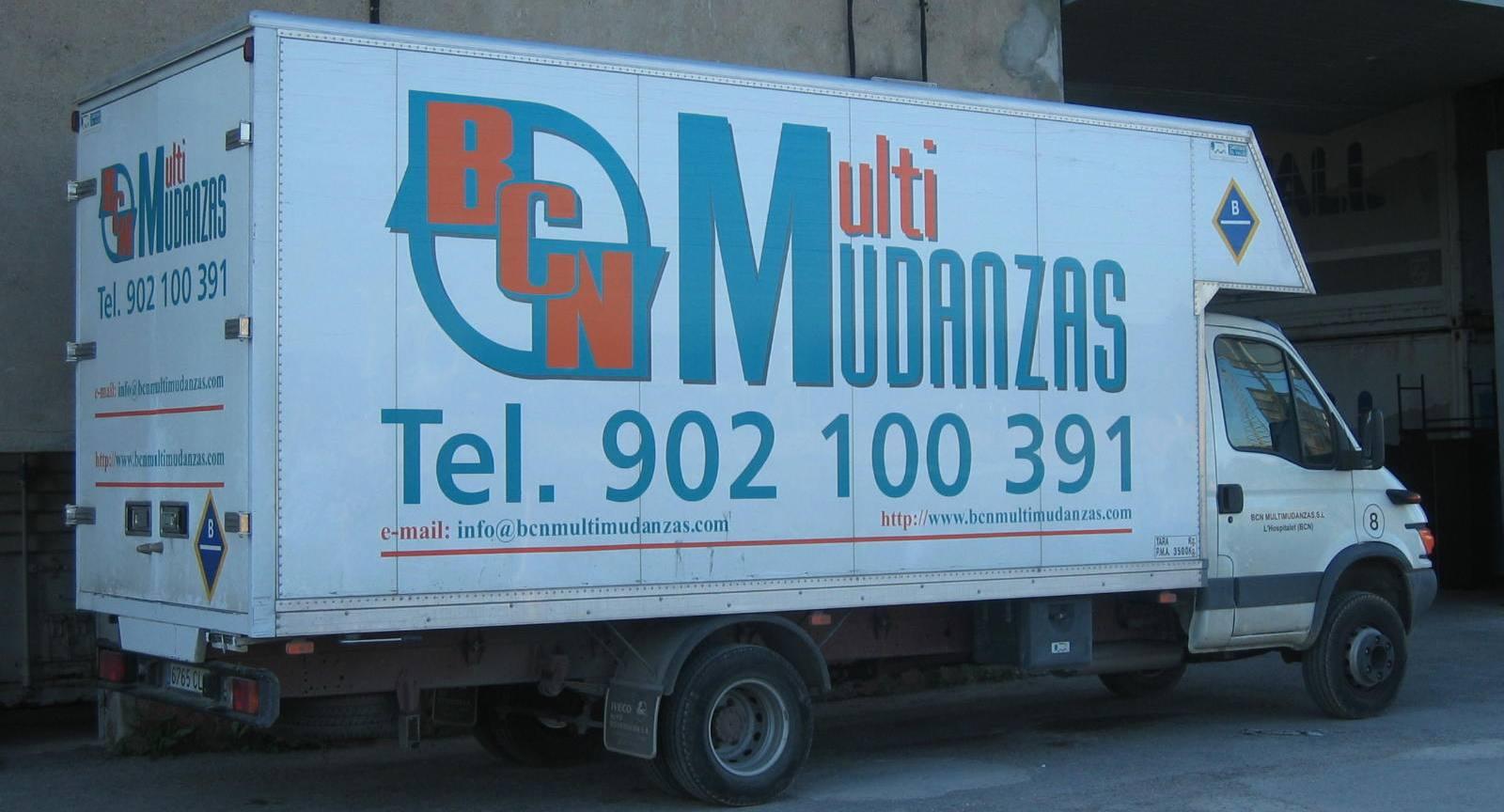 Mudanzas en sant boi de llobregat barcelona multimudanzas for Transporte muebles barcelona